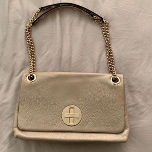 Kate Spade genuine leather shoulder bag.